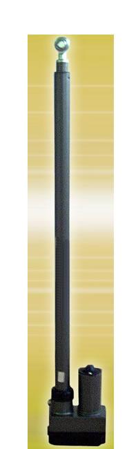 linijinė pavara, saulės stebėjimo sistemai, 1200