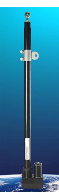 linijinė pavara, saulės stebėjimo sistemai, 2000