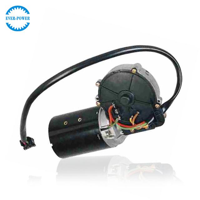 DC Worm Geared Motor2