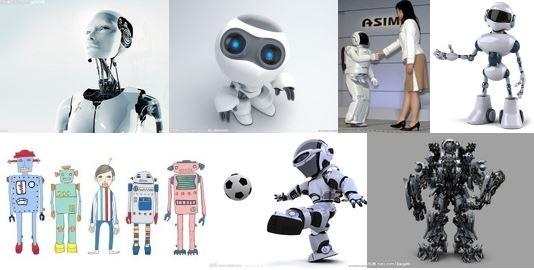 DC TGP Motors application Robot