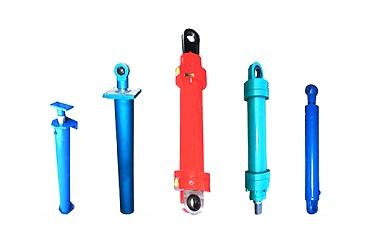 EPG serijos pagrindiniai hidrauliniai cilindrai