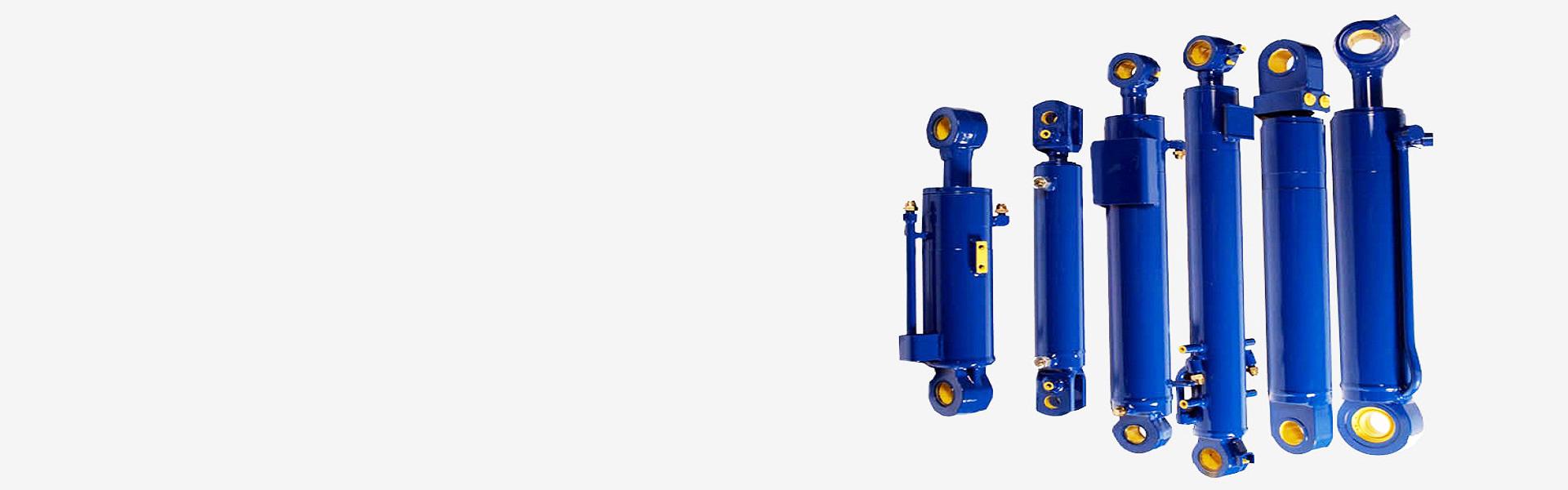 EG serijos pagrindiniai hidrauliniai cilindrai