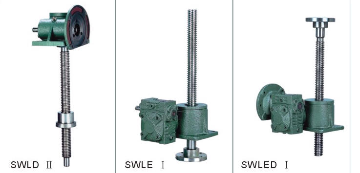 Worm Screw jack - Screw Jacks