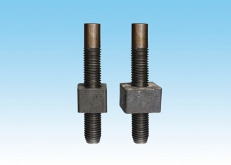 Positive and negative screw assembly