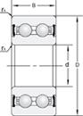 rodamentos de compresores de aire acondicionado