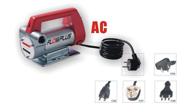 Protable Oil Transfer Pump -AC