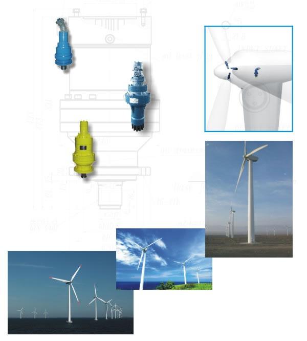 Vėjo generatoriaus perdavimo sistema
