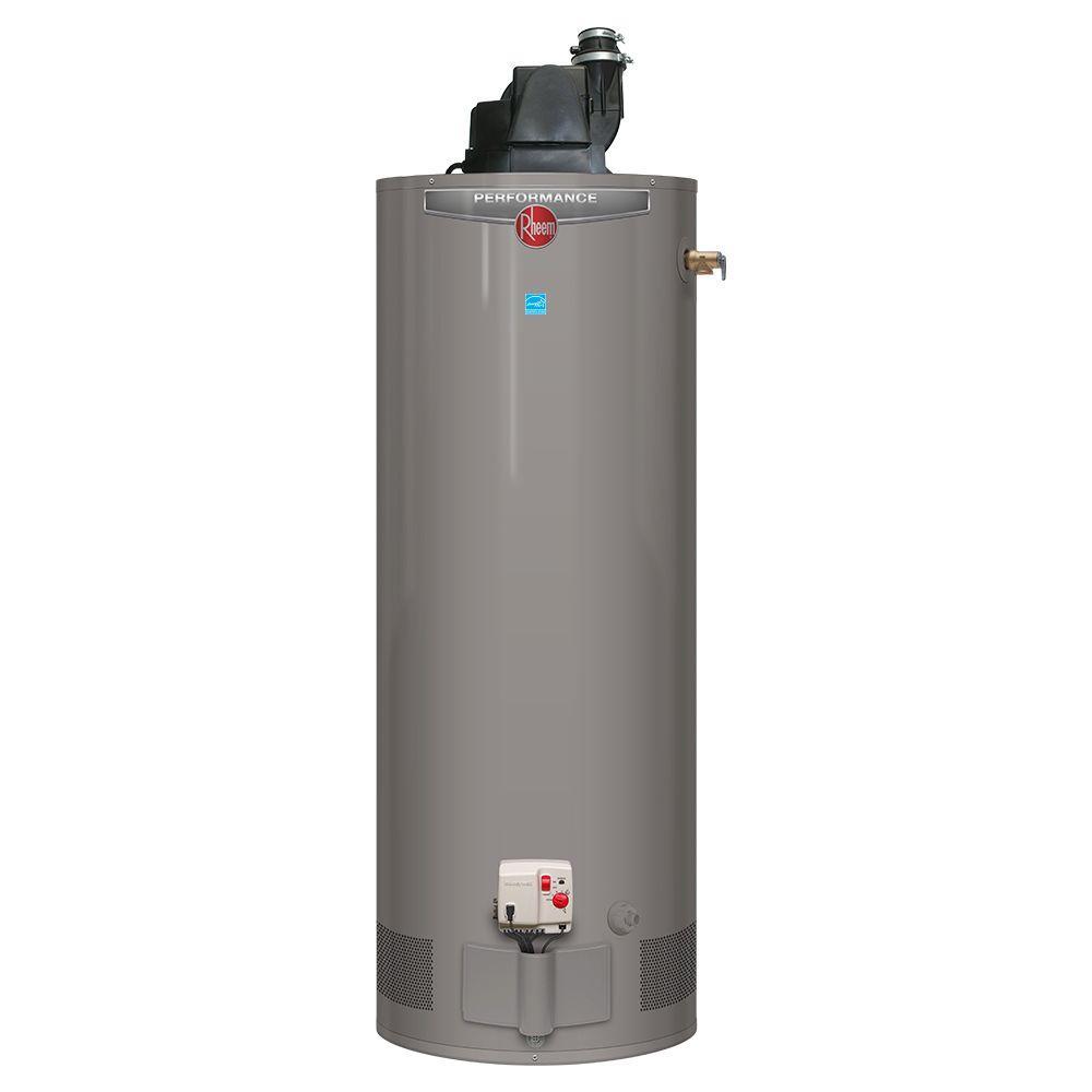 Water Heater Blowers