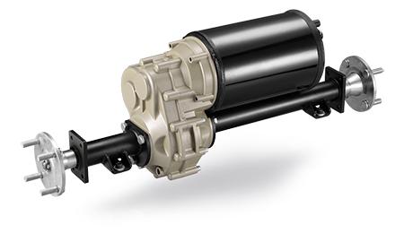 electric motor transaxle